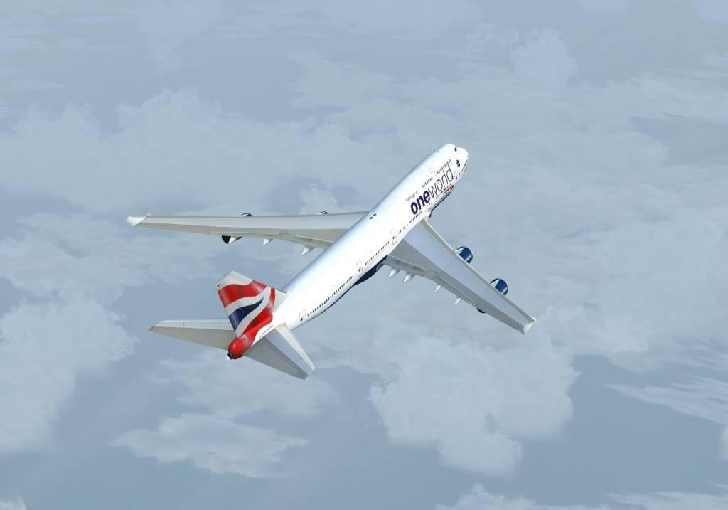 Arriving in London - BAW192 Shot0024