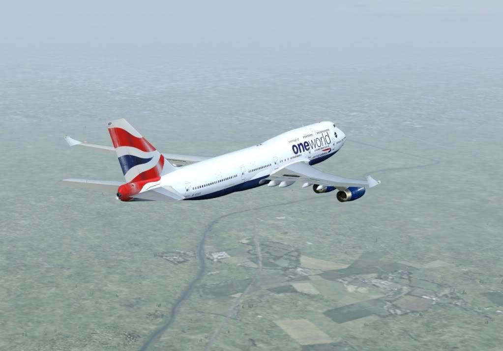 Arriving in London - BAW192 Shot0026
