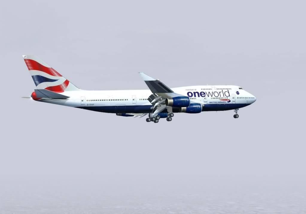 Arriving in London - BAW192 Shot0028