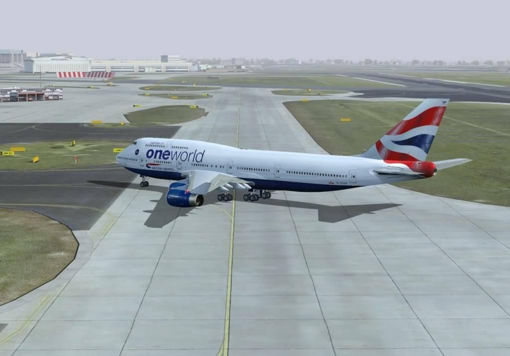 Arriving in London - BAW192 Shot0031