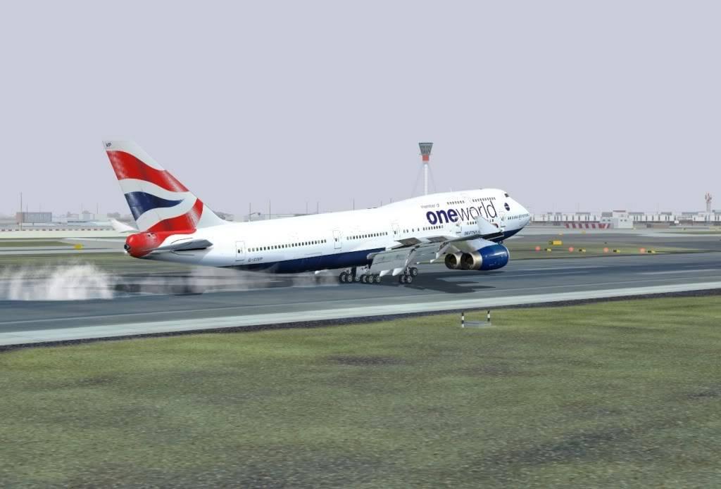 Arriving in London - BAW192 Shot0035-1