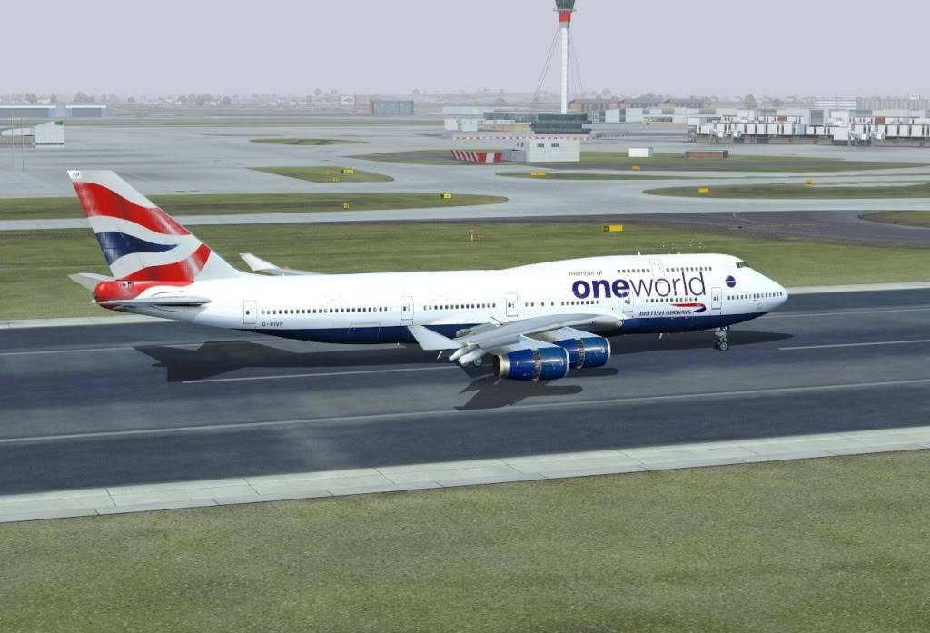 Arriving in London - BAW192 Shot0036