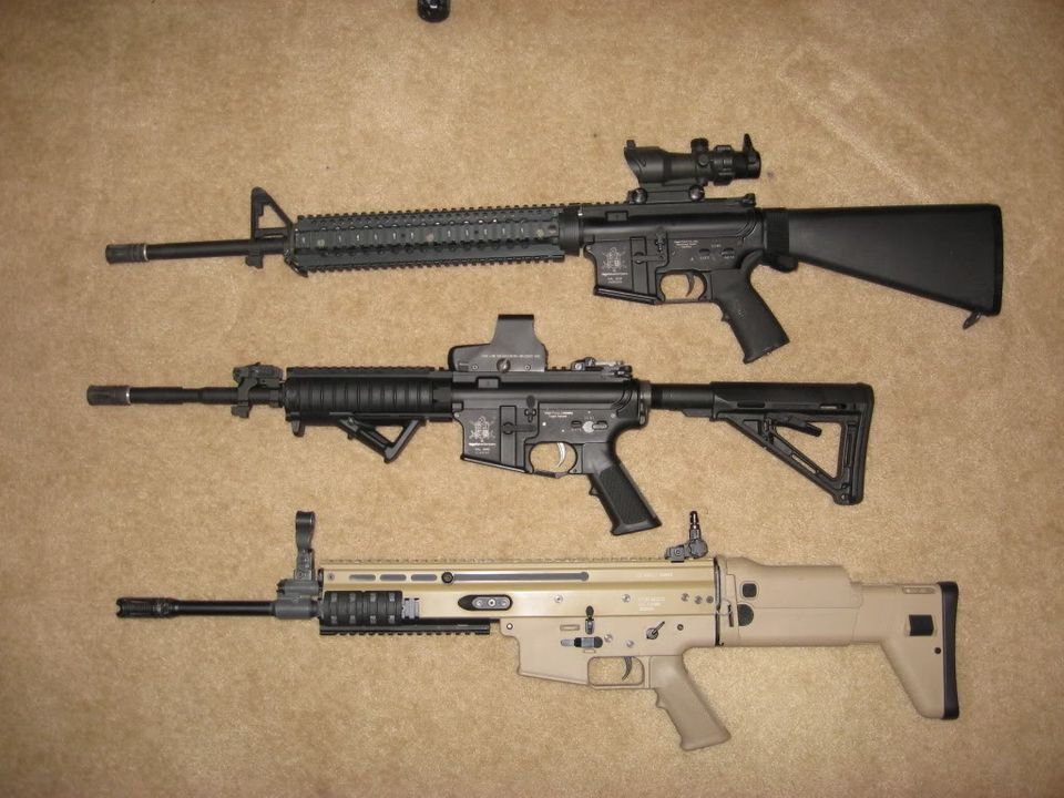 Show us your AEG'S 886