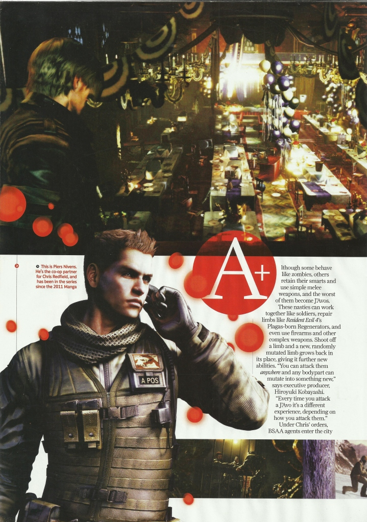 Resident Evil 6 - Discussion (Must Read!) - Page 2 5-3