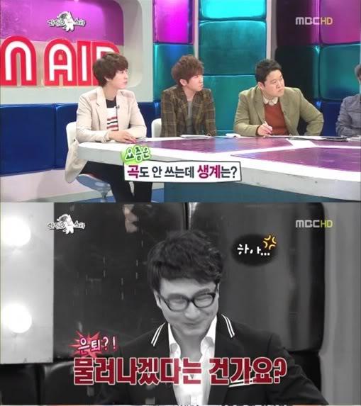 [120301] KyuHyun de Super Junior le habla con mordacidad a Joo Young Hoon 2