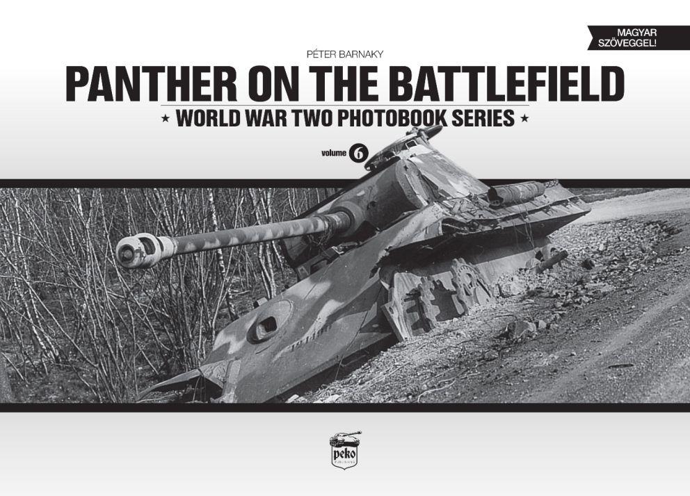 "New ""Panther"" book from PeKo Publishing Vol_6_borito"
