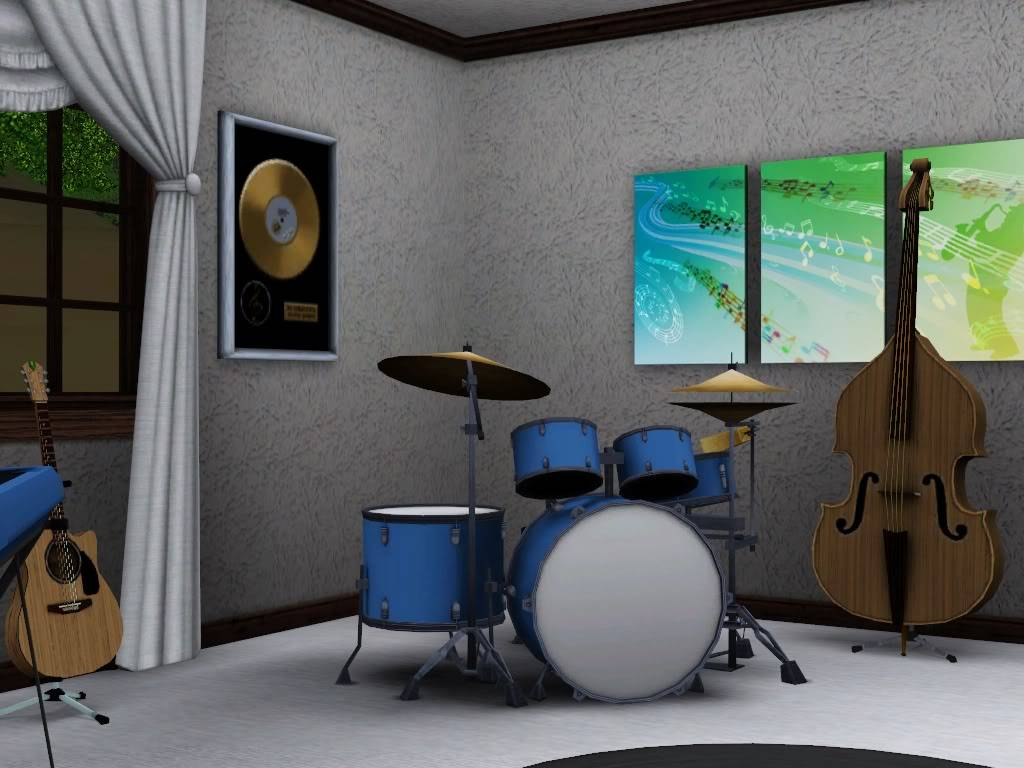 Home Switch Building & Design Contest - CLOSED WINNERS ANNOUNCED - Page 2 MusicRoom