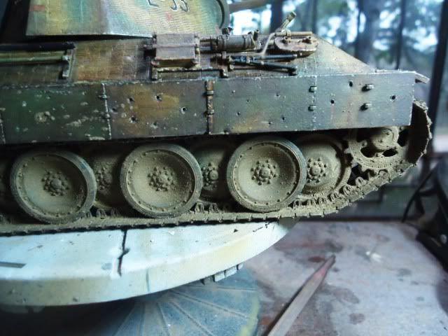PANTHER AusF. D/ ZIMMETIR - DRAGON /1/35 -FINALIZADO DSC00022-1