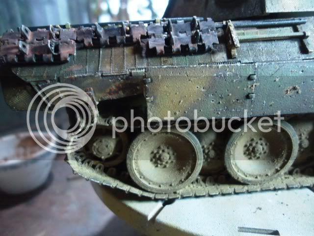 PANTHER AusF. D/ ZIMMETIR - DRAGON /1/35 -FINALIZADO DSC00023-1