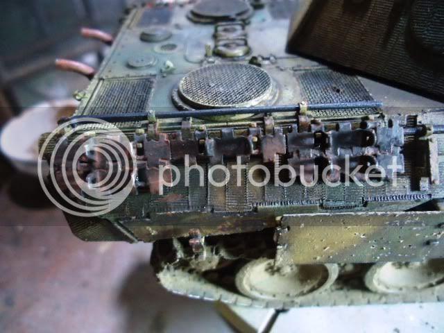 PANTHER AusF. D/ ZIMMETIR - DRAGON /1/35 -FINALIZADO DSC00024