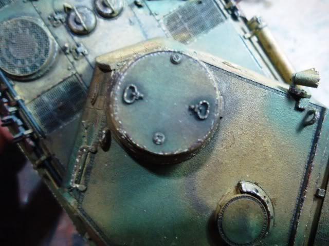 PANTHER AusF. D/ ZIMMETIR - DRAGON /1/35 -FINALIZADO DSC00032