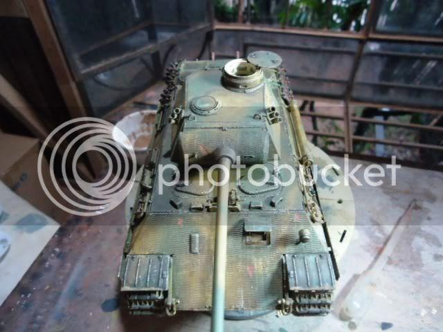 PANTHER AusF. D/ ZIMMETIR - DRAGON /1/35 -FINALIZADO DSC00038
