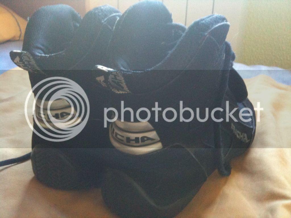 botas tobilleras / zapatillas richa talla 42  [VENDIDAS] IMG_1383B