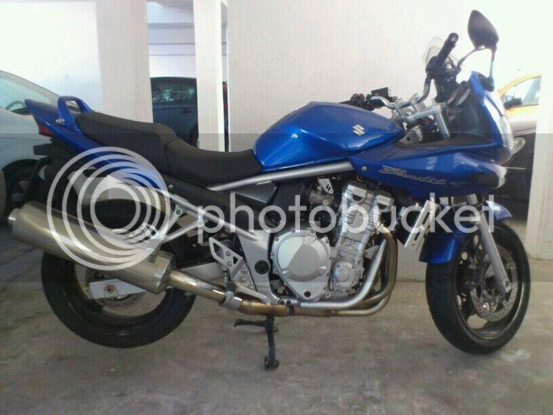 Se vende Bandit 650 S GSF 2007 IMG_1443