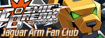 Fan Club Tags JaguarArmFanClubTag