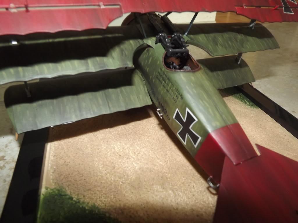 Fokker DR. I de Revell au 1/24 DSCF0323