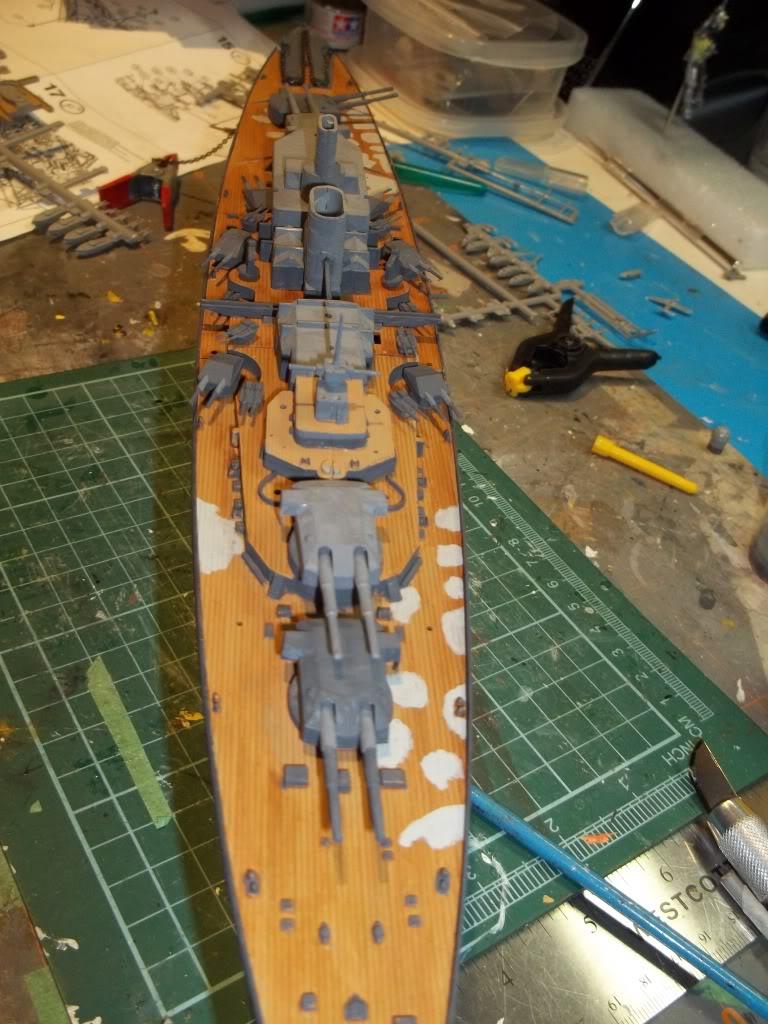 Tirpitz de Revell au 1/570 100_1048