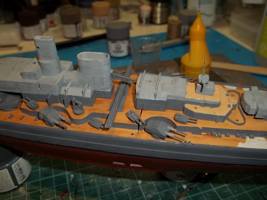 Tirpitz de Revell au 1/570 100_1049