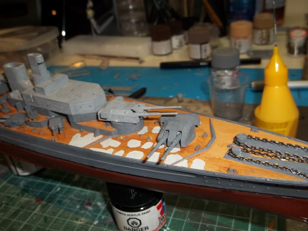 Tirpitz de Revell au 1/570 100_1050