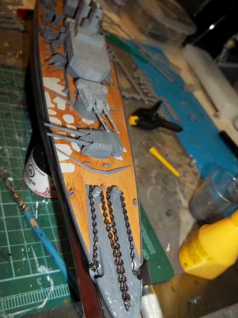 Tirpitz de Revell au 1/570 100_1051