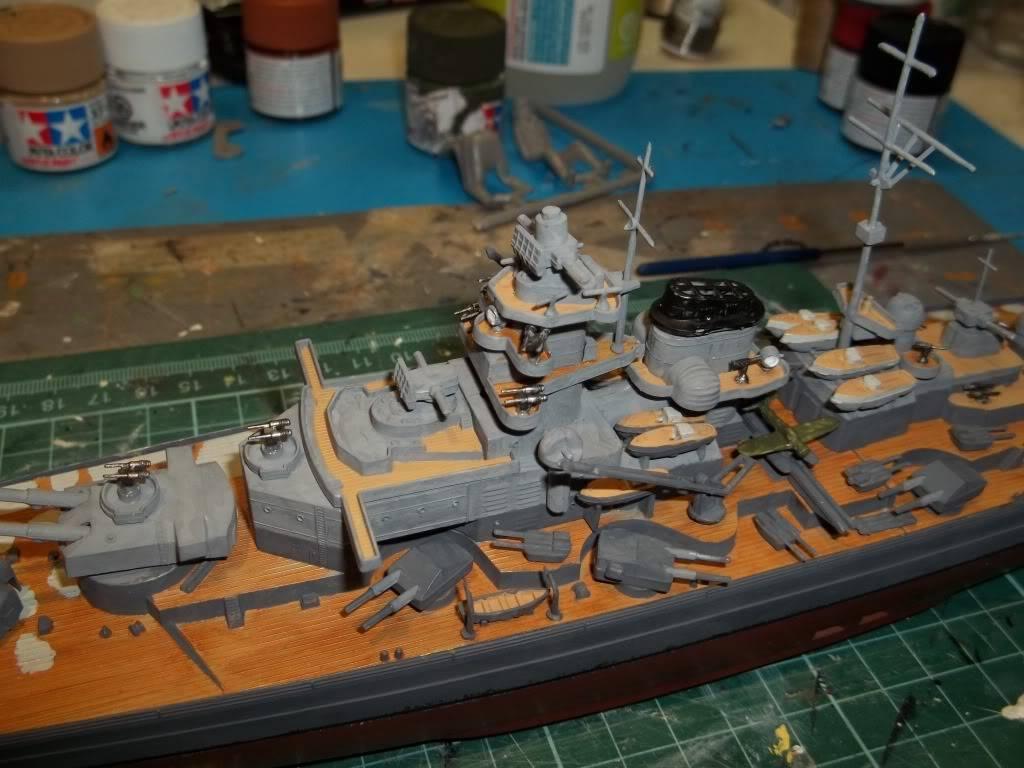 Tirpitz de Revell au 1/570 - Page 2 100_1055