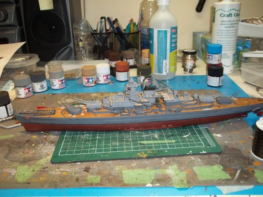 Tirpitz de Revell au 1/570 - Page 2 100_1057