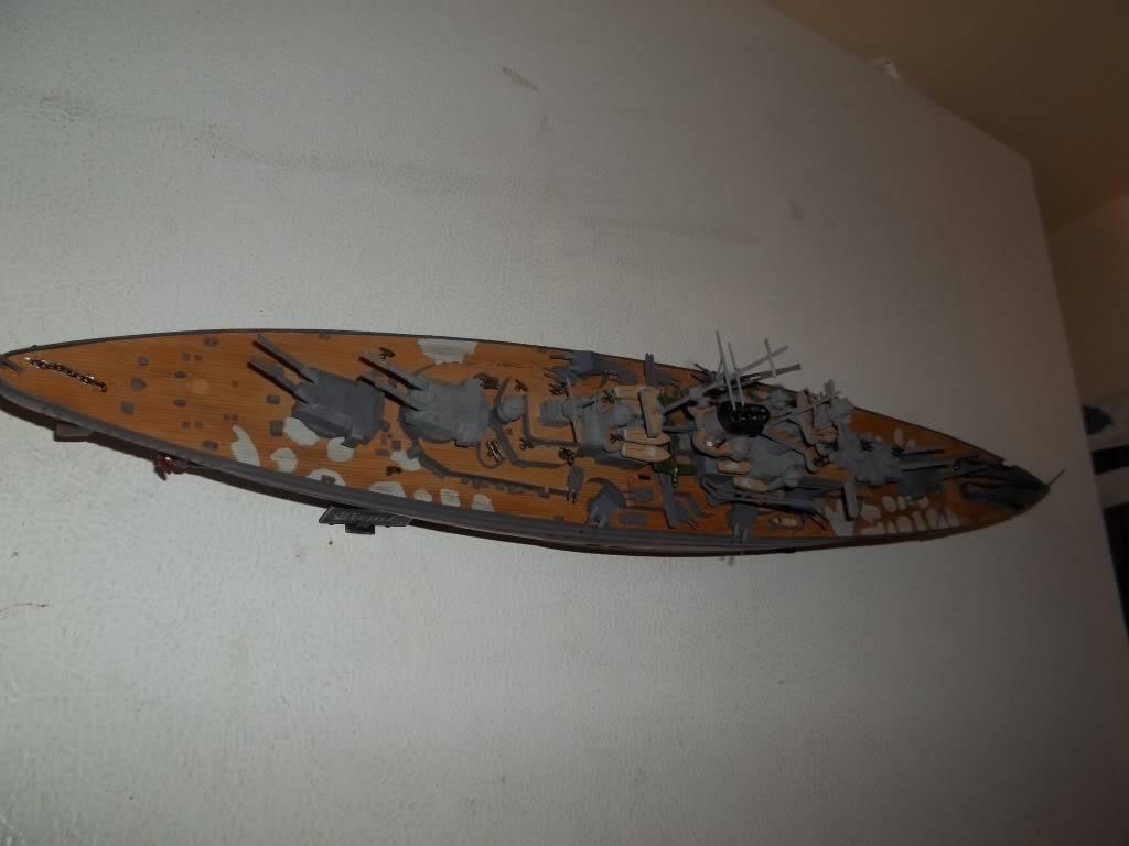 Tirpitz de Revell au 1/570 - Page 2 100_1061