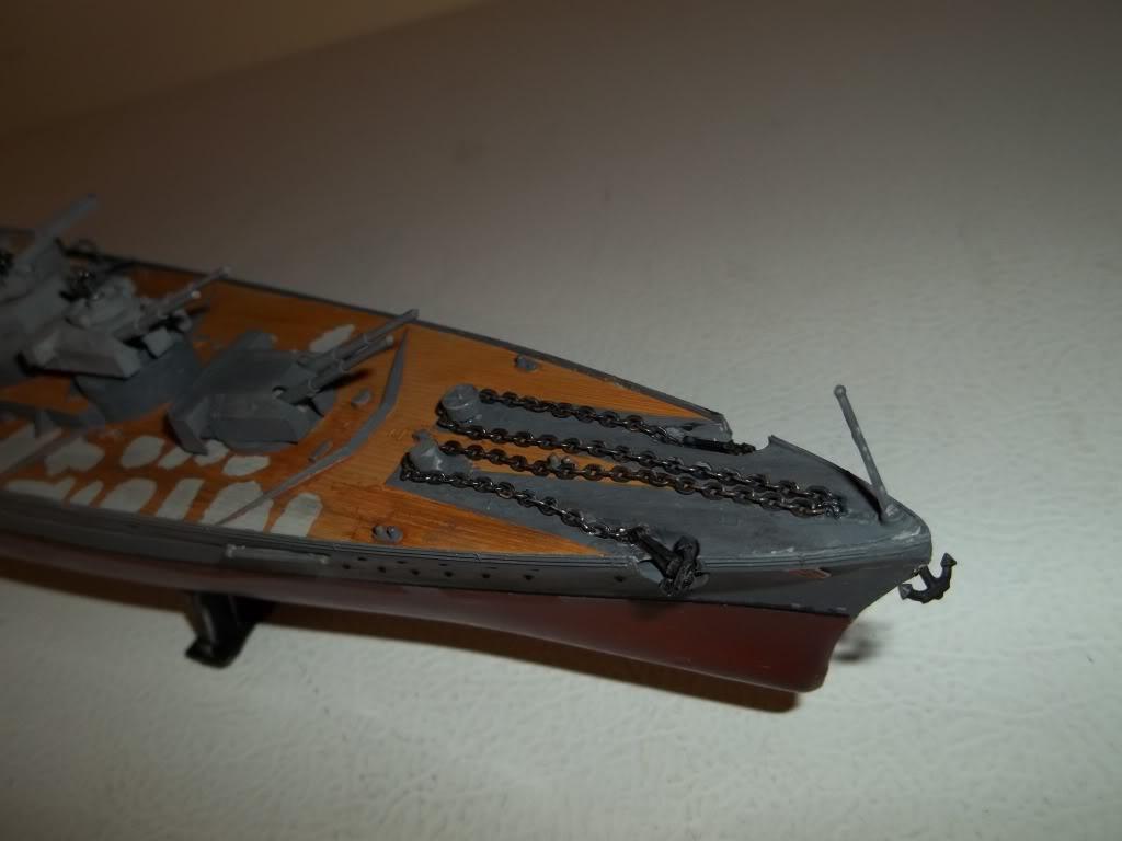 Tirpitz de Revell au 1/570 - Page 2 100_1066
