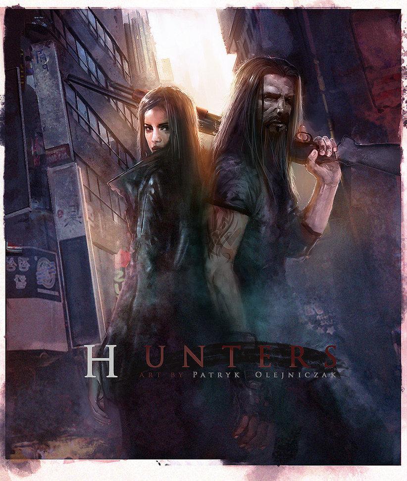 J.Maun Janus - Jack Connor The_hunters_by_patryk_garrett-d35d4tn_zpszc7m12dg