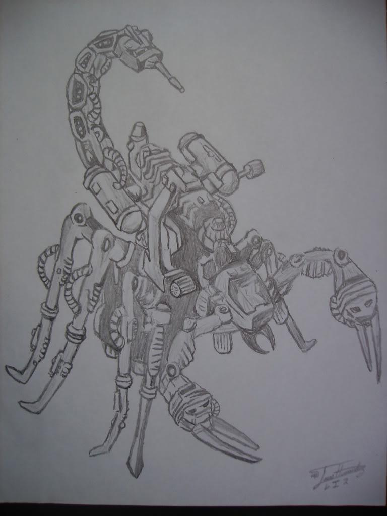 Mis Dibujos Zoids PICT0145