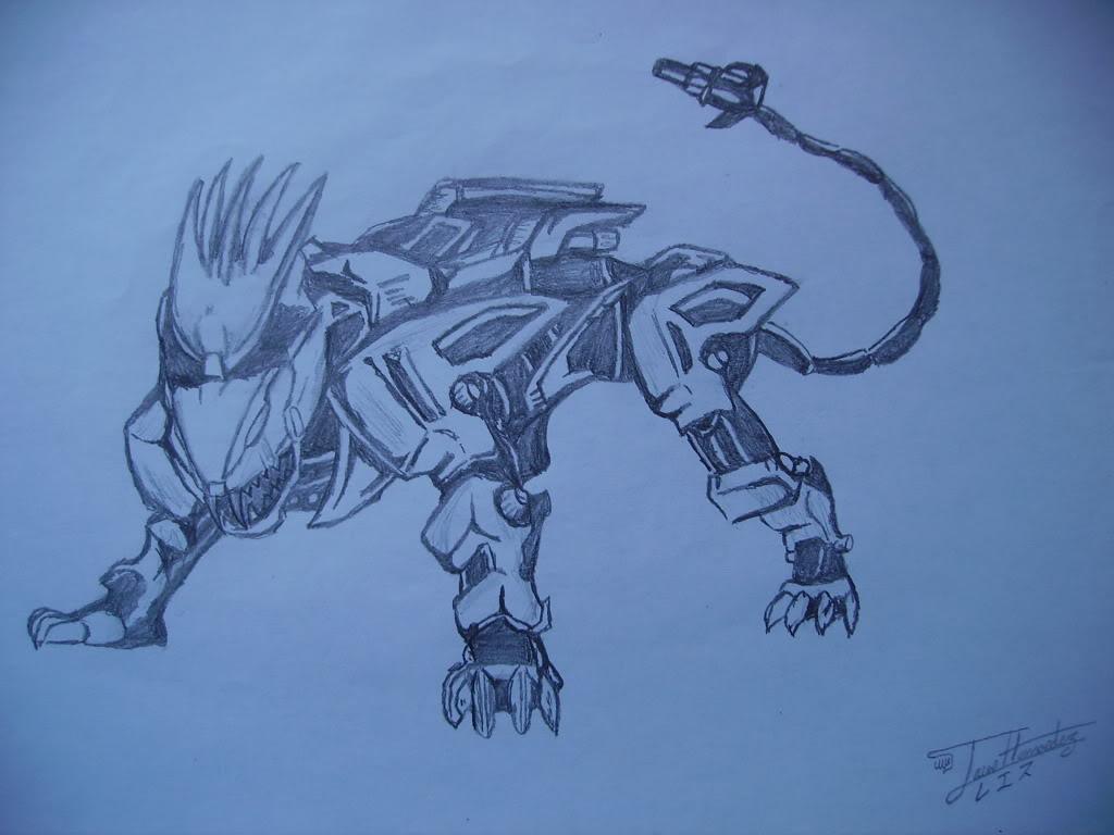 Mis Dibujos Zoids PICT0157