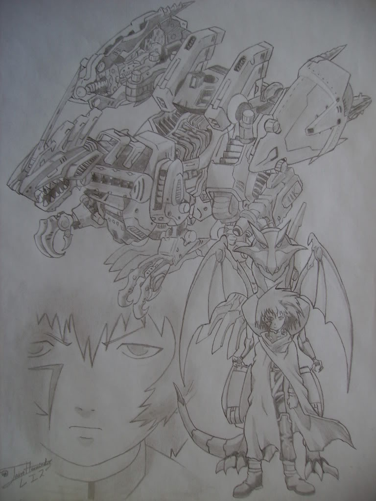 Mis Dibujos Zoids PICT0206