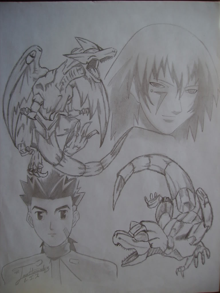 Mis Dibujos Zoids DibujoVan-93773