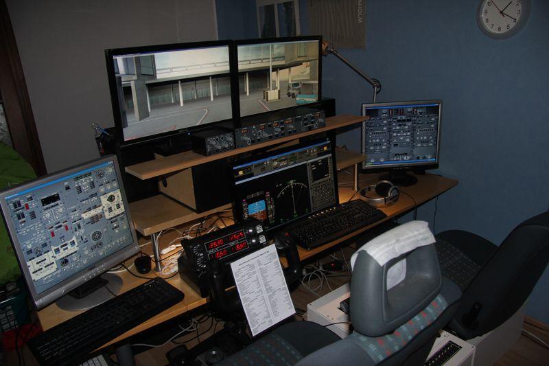 Présentation d'un petit belge Cockpit1