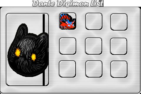 Lojinhas de Digimon List DanteList1