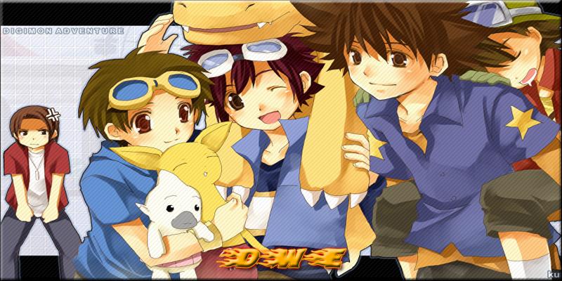 Digimon Legacy