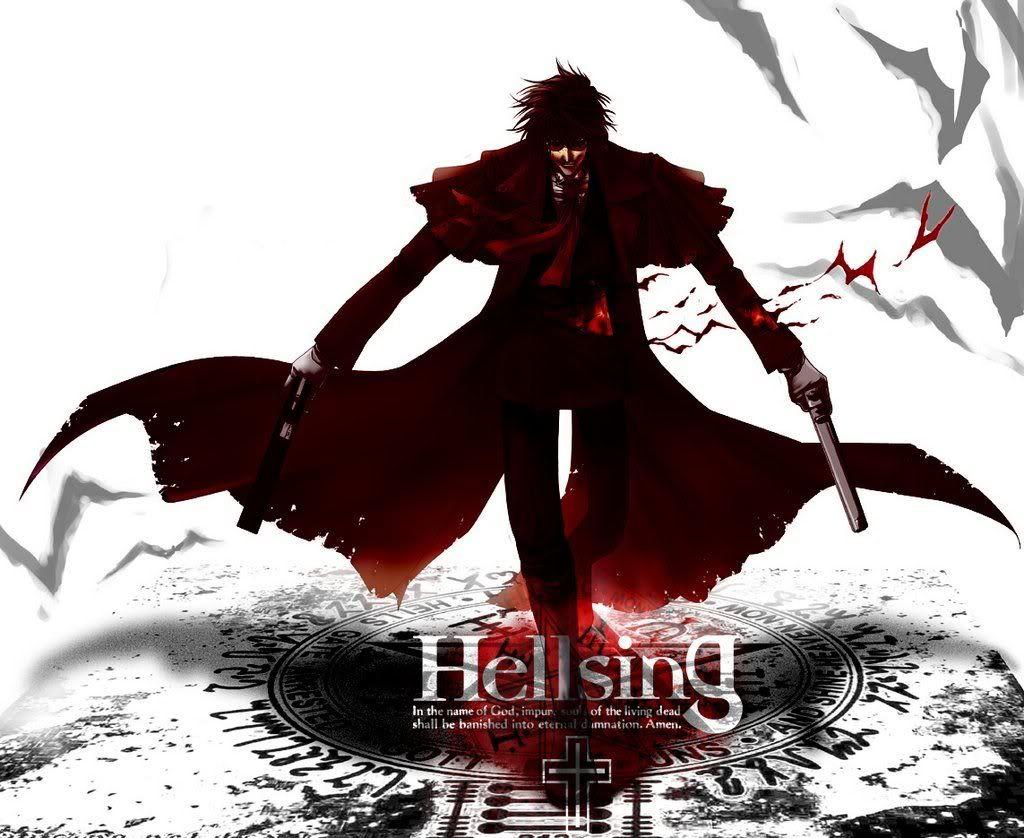 Raza de Vampiros. Hellsing2-1