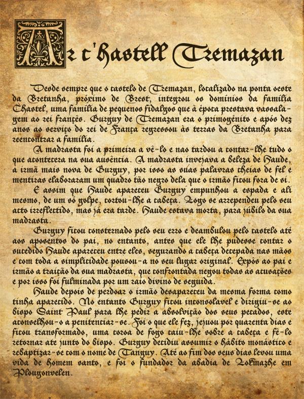 [Lennegezh Breizh] Literatura Bretã ArCHastellTremazan-2