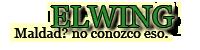 Casa de Elwing ~ Admin Principal.
