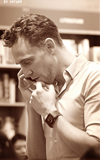 Tom Hiddleston - 200*320 Mly73
