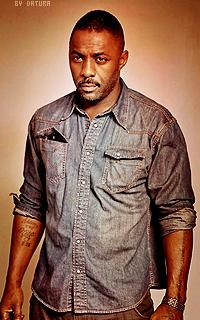 Idris Elba - 200*320 NY106