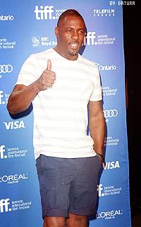 Idris Elba - 200*320 Ml63