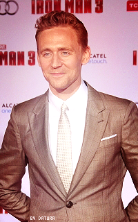 Tom Hiddleston - 200*320 Ny22