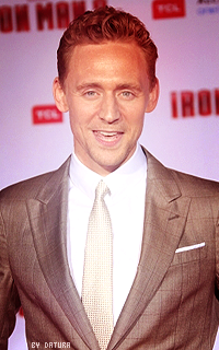 Tom Hiddleston - 200*320 Ny23
