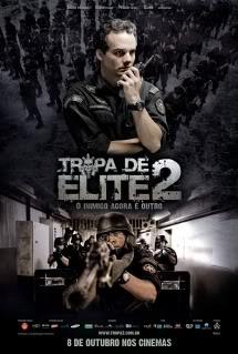 Tropa de Elite 2 PosterTropadeElite