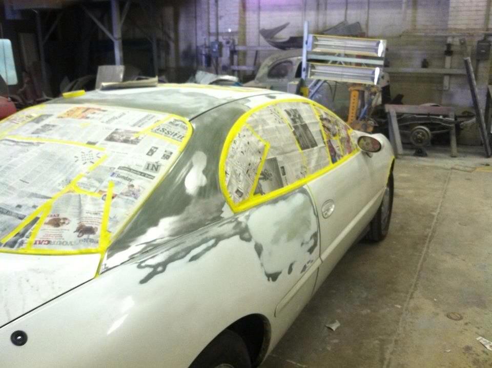 Repainted the Rivi 82E16FA1-CA22-44B4-B15D-C34CB9EF9404-2624-000004CC1509D956