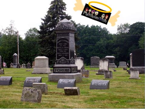 Funeral for PlatinumVille. :( :( :( Erhyt6jutyjyjnm