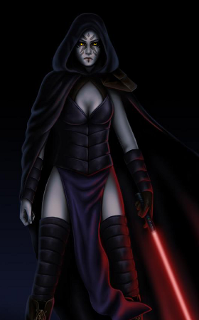 Darth Kaleesha