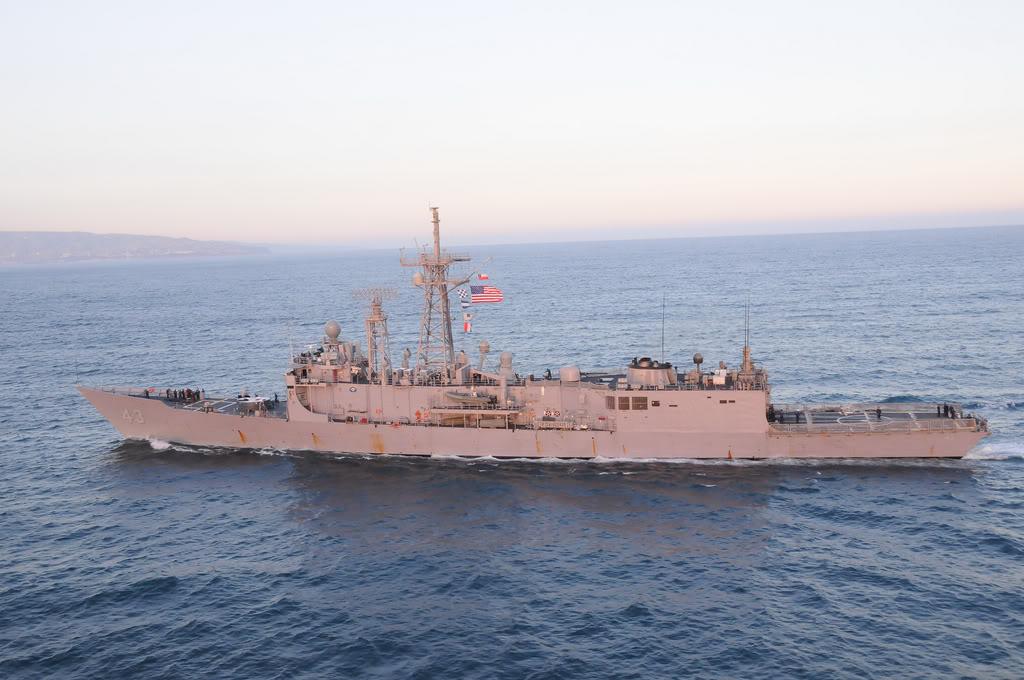 Ejercicios Navales de la Armada Chilena   5866353085_7654cdb258_b
