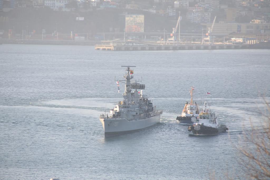 Ejercicios Navales de la Armada Chilena   5866825736_95f30e831f_b